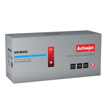 materiały eksploatacyjne 7 alibiuro.pl Toner Activejet ATK 865CN zamiennik Kyocera TK 865C Supreme 12000 stron niebieski 30