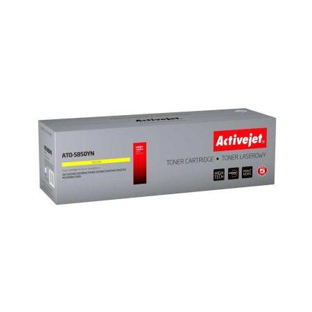 materiały eksploatacyjne 7 alibiuro.pl Toner Activejet ATO 5850YN zamiennik OKI 43865721 Supreme 6000 stron ty 51