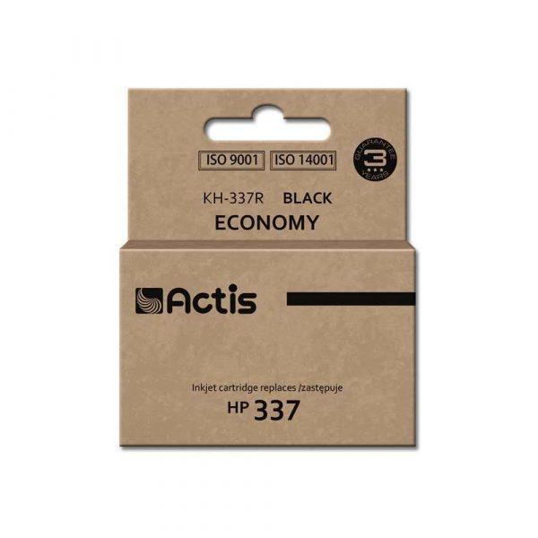 materiały eksploatacyjne 7 alibiuro.pl Tusz ACTIS KH 337R zamiennik HP 337 C9364A Standard 15 ml czarny 67