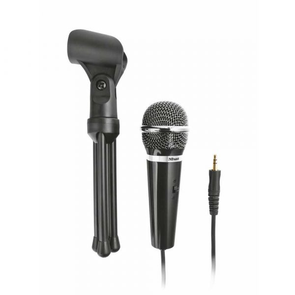 mikrofony 7 alibiuro.pl Mikrofon Trust Starzz 21671 kolor czarny 35
