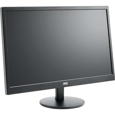 monitory 7 alibiuro.pl Monitor AOC E2270SWN 21 5 Inch TN FullHD 1920x1080 VGA kolor czarny 54