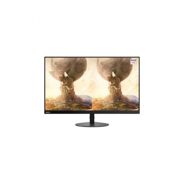 monitory 7 alibiuro.pl Monitor Lenovo ThinkVision S27i 10 61C7KAT1EU 27 Inch TN FullHD 1920x1080 82dpi 250 nits 6ms HDMI VGA kolor czarny 28