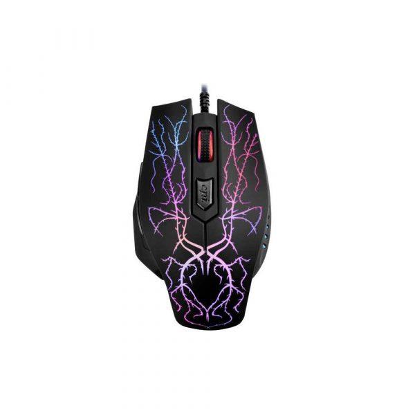mysz do komputera 7 alibiuro.pl Mysz Tracer KILLER TRAMYS44895 optyczna 2400 DPI kolor czarny 52