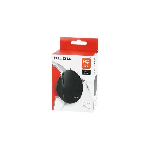 mysz komputerowa 7 alibiuro.pl Mysz BLOW MP 50 84 041 optyczna 3200 DPI kolor czarny 26