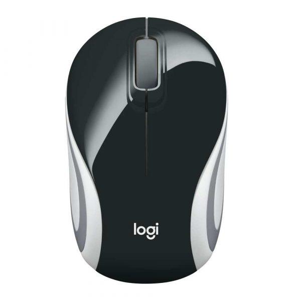 mysz komputerowa 7 alibiuro.pl Mysz Logitech M187 Mini 910 002731 optyczna 1000 DPI kolor czarny 68