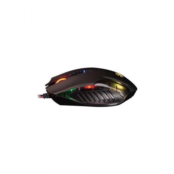 mysz komputerowa 7 alibiuro.pl Mysz komputerowa A4 TECH Bloody Q50 A4TMYS45999 optyczna 3200 DPI kolor czarny 53