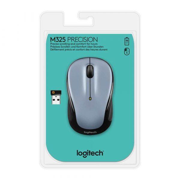 myszy do komputera 7 alibiuro.pl Mysz Logitech M325 910 002334 optyczna 1000 DPI kolor szary 70