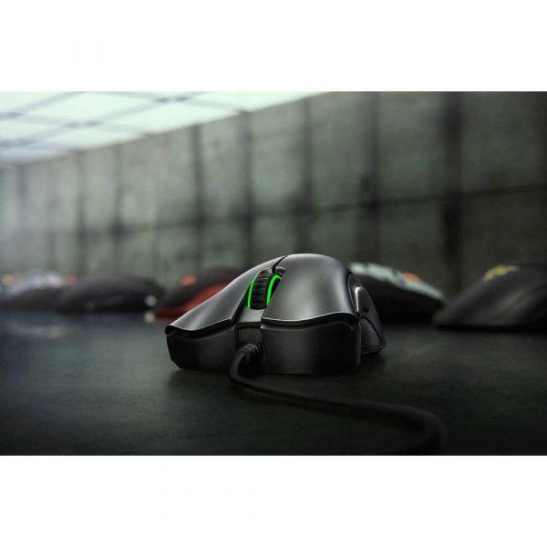 myszy do komputera 7 alibiuro.pl Mysz RAZER DeathAdder Essential RZ01 02540100 R3C1 optyczna 6400 DPI kolor czarny 90
