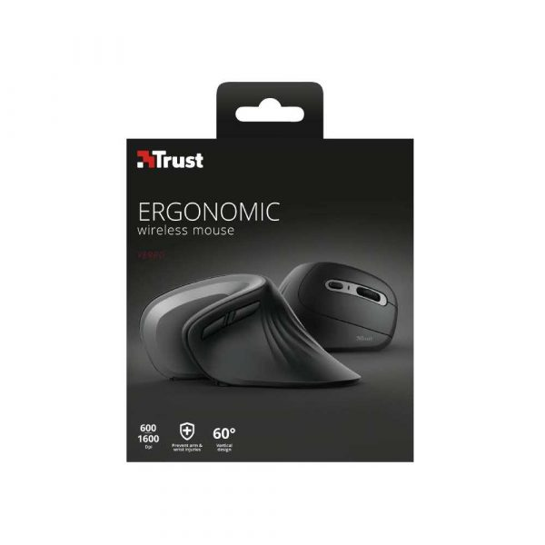 myszy komputerowe 7 alibiuro.pl MYSZ TRUST Verro Ergonomic Wireless Mouse 29