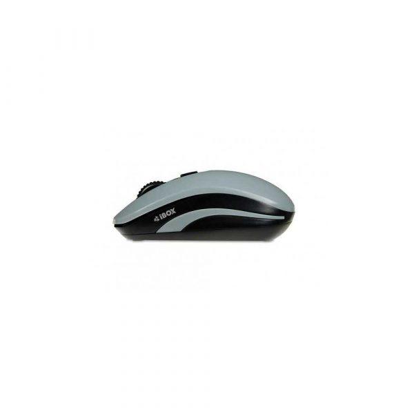 myszy komputerowe 7 alibiuro.pl Mysz IBOX LORIINI IMOF008WBK optyczna 1600 DPI kolor czarny 45