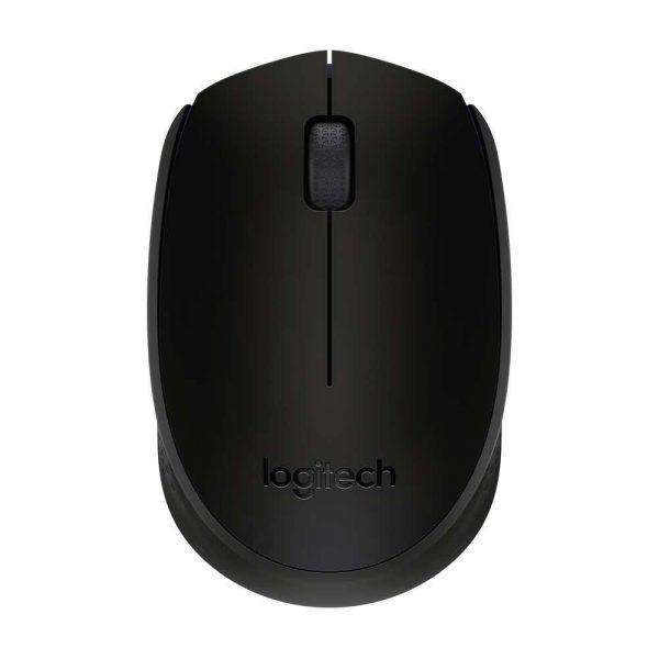 myszy komputerowe 7 alibiuro.pl Mysz Logitech B170 910 004798 optyczna 1000 DPI kolor czarny 52