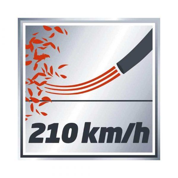 narzędzia 7 alibiuro.pl Dmuchawa do lici EINHELL GE CL 18 Li E Solo 3433532 91