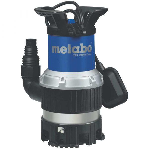 narzędzia 7 alibiuro.pl Pompa do wody TPS 000 S Combi METABO 251600000 96