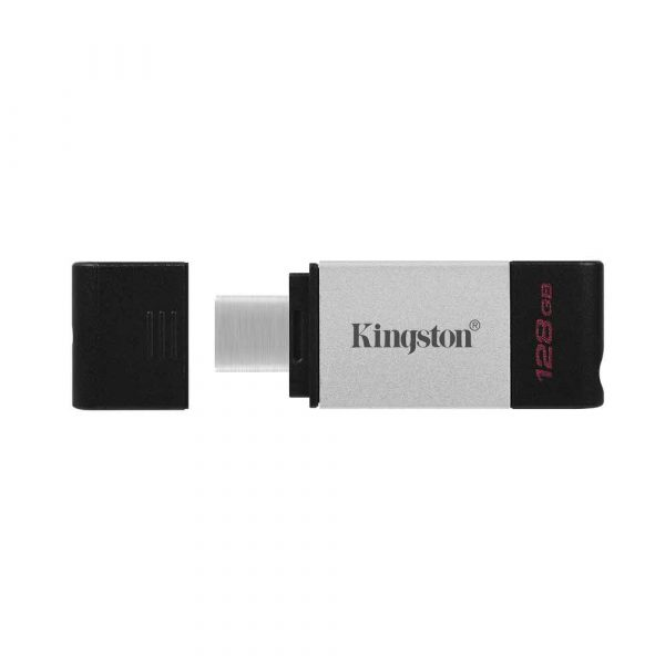 nośniki danych 7 alibiuro.pl KINGSTON FLASH 128GB USB C 3.2 Gen 1 DT80 128GB 65
