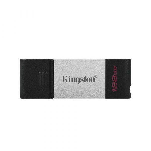nośniki danych 7 alibiuro.pl KINGSTON FLASH 128GB USB C 3.2 Gen 1 DT80 128GB 84
