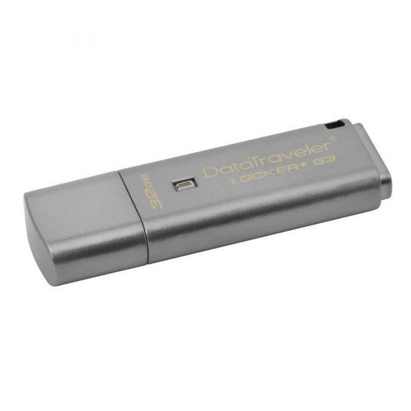 nośniki danych 7 alibiuro.pl Pendrive Kingston DTLPG3 32GB 32GB USB 3.0 kolor szary 86