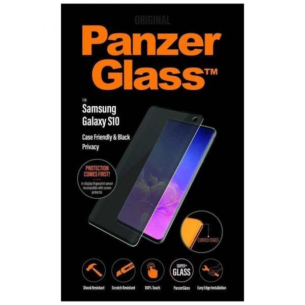 okulaty ochronne 7 alibiuro.pl Szko ochronne hartowane PanzerGlass P7175 do Samsung Galaxy S10 95