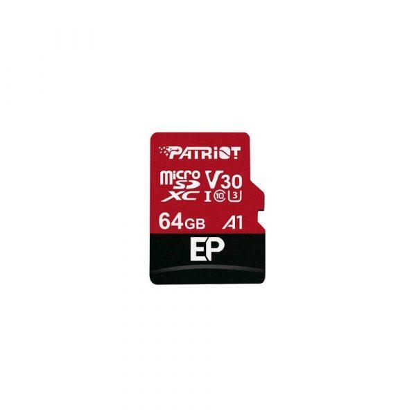 pamięci 7 alibiuro.pl Karta Patriot Memory EP Pro PEF64GEP31MCX 64GB Class 10 Class U3 57