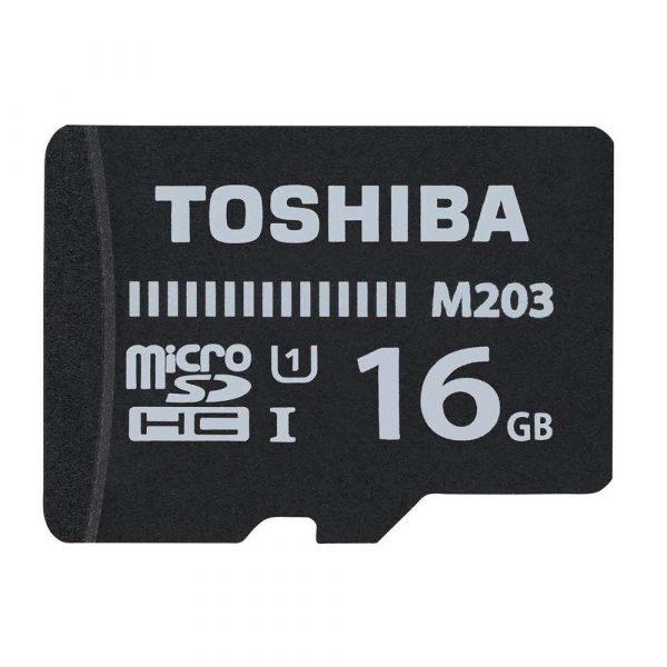 pamięci 7 alibiuro.pl Karta pamici Toshiba M203 THN M203K0160EA 16GB Class 10 Adapter 34