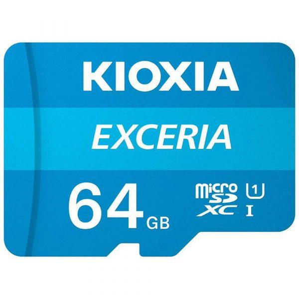 pamięci secure digital 7 alibiuro.pl KIOXIA Exceria M203 microSDXC UHS I U1 64GB 65