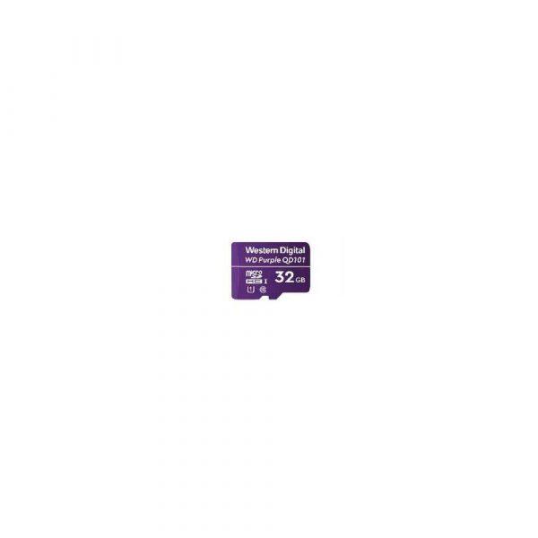pamięci secure digital 7 alibiuro.pl Karta pamici WD Purple microSDXC WDD032G1P0C 32GB Class 10 Class U1 51