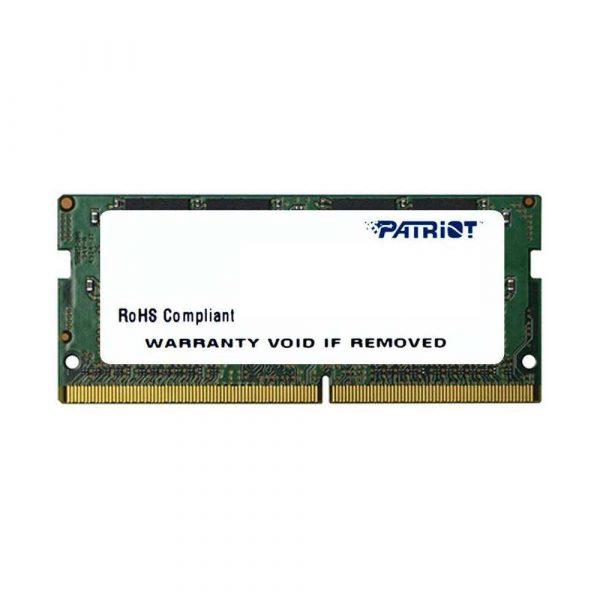 pamięci so dimm 7 alibiuro.pl Pami Patriot Memory Signature PSD48G240081S DDR4 SO DIMM 1 x 8 GB 2400 MHz CL17 43