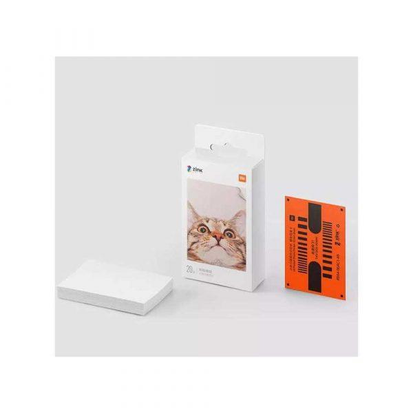 papier fotograficzny 7 alibiuro.pl Papier do drukarki Xiaomi Mi 2x3 inch 20szt 23