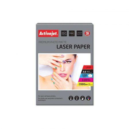papier fotograficzny 7 alibiuro.pl Papier matowy Activejet AP4 110M100L A4 100 szt. 9