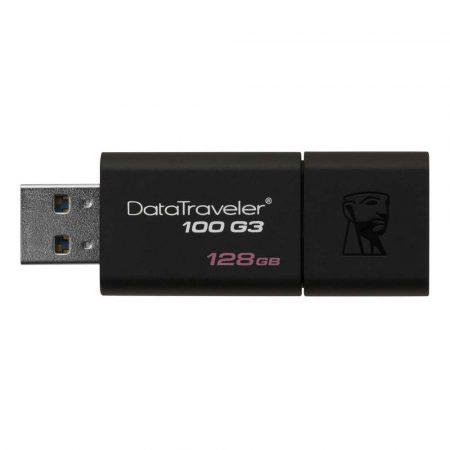pendrive 7 alibiuro.pl Pendrive Kingston DT100G3 128GB 128GB USB 3.0 kolor czarny 37