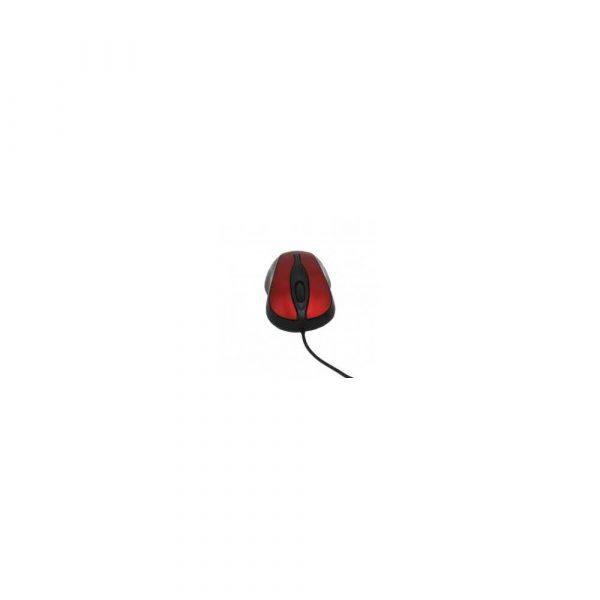 peryferia komputerowe 7 alibiuro.pl Mysz TITANUM Hornet 3D TM103R optyczna 1000 DPI kolor czerwony 77