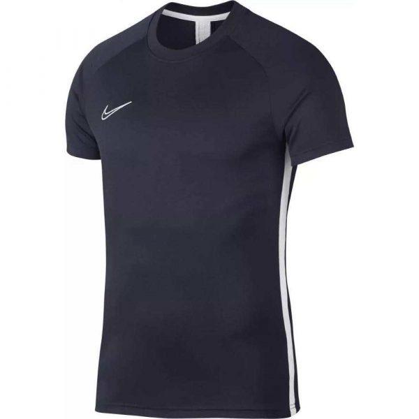piłka nożna 7 alibiuro.pl Koszulka mska Nike Dri FIT Academy SS Top granatow 91