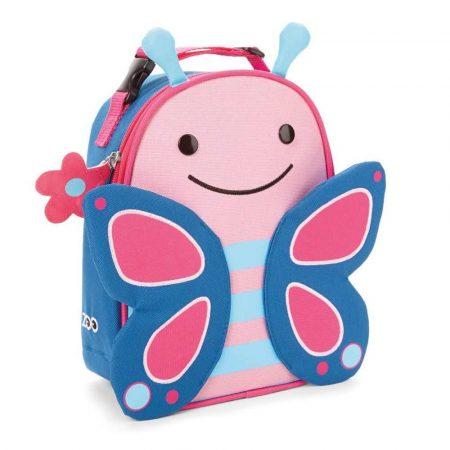 plecaki 7 alibiuro.pl Plecak SKIP HOP Baby Zoo Motyl kolor rowy 47