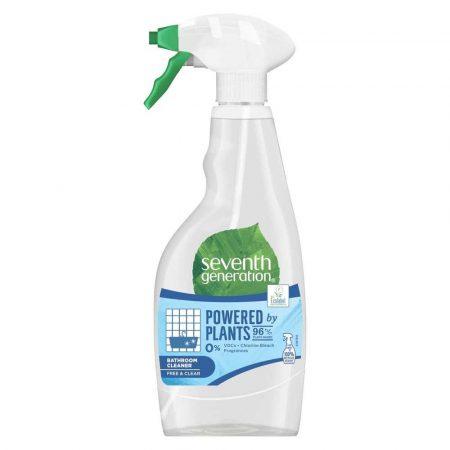płyn do mycia podłóg 7 alibiuro.pl SEVENTH G. Spray do czyszczenia azienki F C 500ml 25