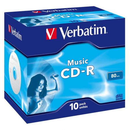 płyta blu ray 7 alibiuro.pl Pyta CD Verbatim 43365 700MB 4x 10szt. Jewel Case 27