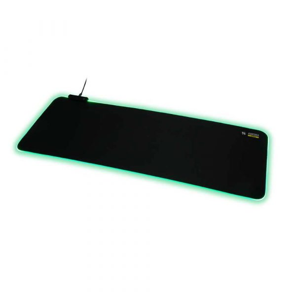 podkładka ergonomiczna 7 alibiuro.pl IBOX PODKADKA 80X30 CM LED AURORA GAMING MPG5 21