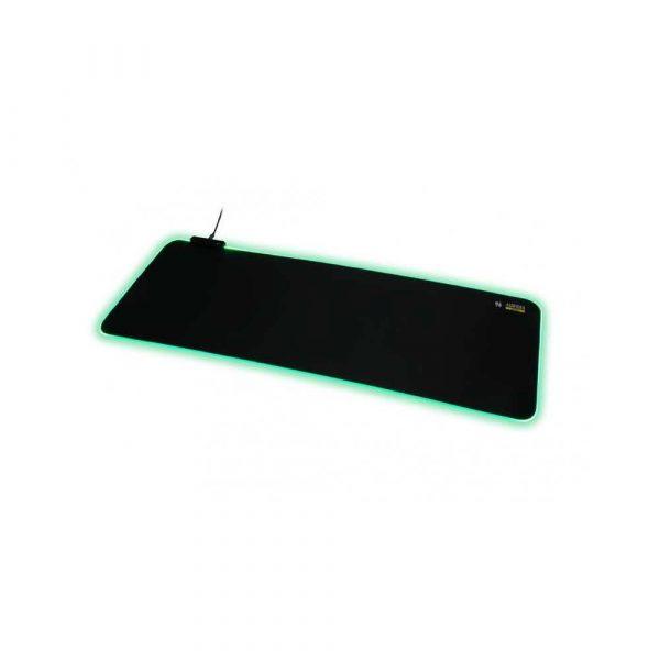 podkładka ergonomiczna 7 alibiuro.pl IBOX PODKADKA 80X30 CM LED AURORA GAMING MPG5 71