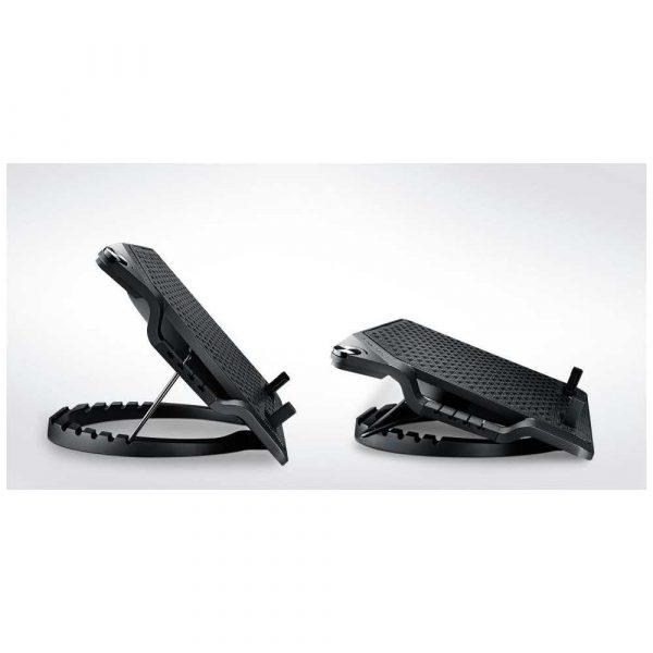 podstawka chłodząca 7 alibiuro.pl Podstawka chodzca pod laptop Cooler Master Notepal Ergostand III R9 NBS E32K GP 17.x cala 1 wentylator HUB 99