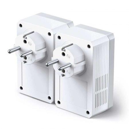 powerline home plug 7 alibiuro.pl Transmiter sieciowy TP LINKTL PA4010P KIT 43