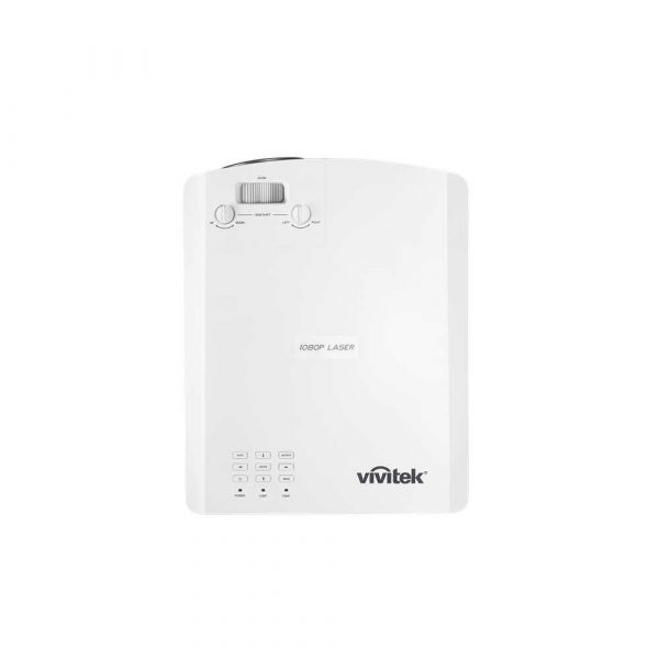 projektory 7 alibiuro.pl Projektor bezlampowy VIVITEK DH4661Z WH DLP 1080p 1920x1080 5000 ANSI 20000 1 49