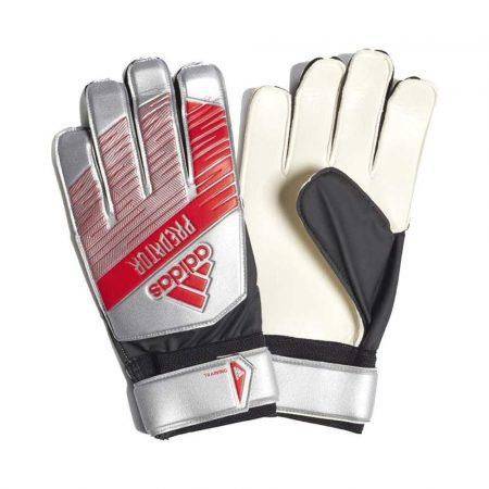 rękawice do piłki 7 alibiuro.pl Rkawice bramkarskie adidas Predator Training szaro 64