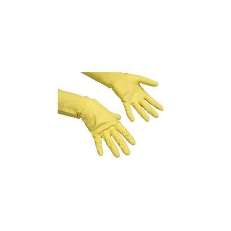 rękawiczki nitrylowe 1 alibiuro.pl Rkawice gospodarcze Contract Vileda M 100539 14