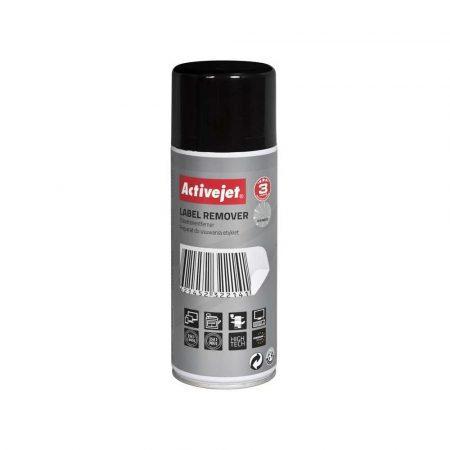 środki czystości 7 alibiuro.pl Preparat do usuwania etykiet Activejet AOC 400 400 ml 12