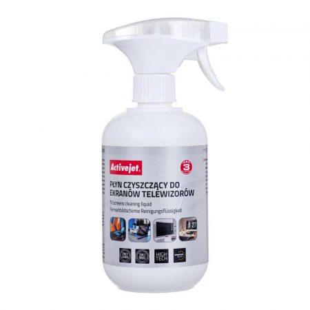 środki czystości i higiena 7 alibiuro.pl Pyn czyszczce Do ekranw Activejet AOC 028 500 ml 99
