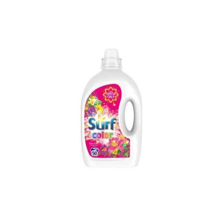 środki czystości i higiena 7 alibiuro.pl SURF el do prania Tropikalna Lilia Kolor 2 5l 64