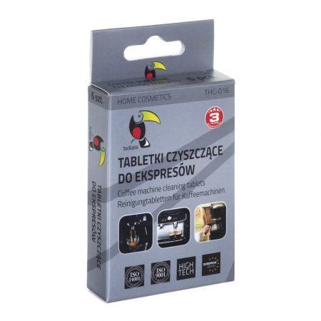 środki myjące 7 alibiuro.pl Tabletki czyszczcy Do ekspresw Tuckano THC 016 15