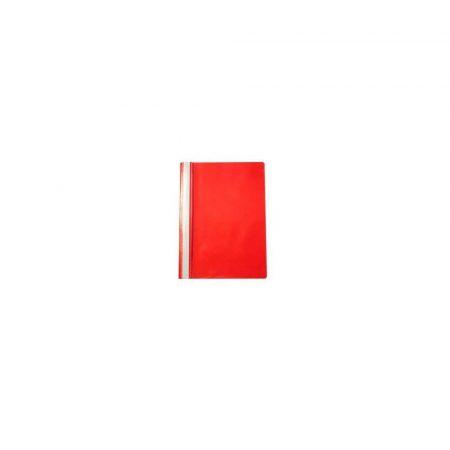 skoroszyt 1 alibiuro.pl Skoroszyt standard A4 PP 00900 D.RECT czerwony 97