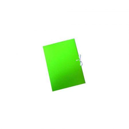 skoroszyt 1 alibiuro.pl Teczka wizana kolor A4 350g Tesko zielony 16