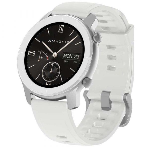 smartband 7 alibiuro.pl Smartwatch Huami Amazfit GTR 42mm Starry Moonlight White 57