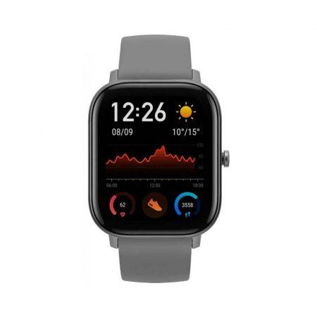 smartwatch 7 alibiuro.pl AMAZFIT GTS Smart watch Gray 31
