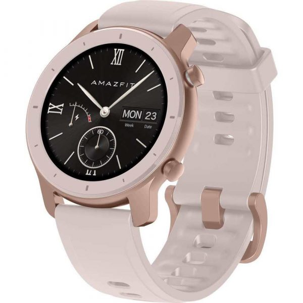 smartwatch 7 alibiuro.pl Smartwatch Huami Amazfit GTR 42mm Starry Cherry Blossom Pink 35